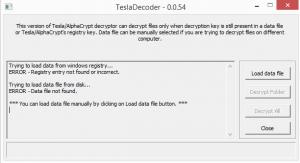 Tesla Decoder Tool